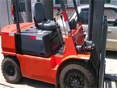 威海文登7吨二手叉车个人转让18年合力叉车