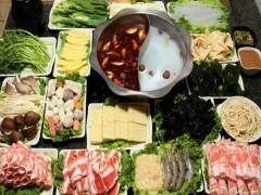 北京石景山較好火鍋北京羊吉祥銅鍋涮肉