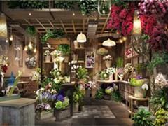 一方绿花店 一方绿花店加盟招商
