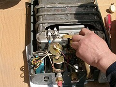 蕪湖修熱水器師傅 熱水器打不著火、不打火、沒熱水維修