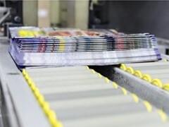 快递面单物流运单混凝土送货单机打联单印刷厂