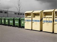 漳州A级防火住人集装箱出售仅需6元一天、垃圾清运
