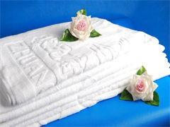 廣州廠家批發全棉貢段四件套 酒店布草床上用品 高檔會所四件套批