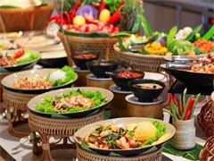 景都生态园,提倡生态餐饮,给你不一样的美食体验