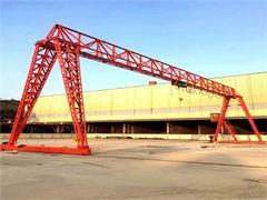 深圳双梁桥式起重机重科起重,10年起重设备领先品牌