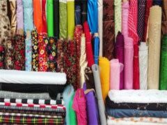 按斤賣印花布布頭  純滌純棉印花布