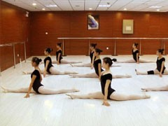 舞蹈專業培訓機構