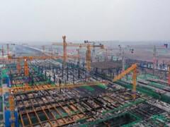 國貿搭建鋼結構閣樓公司鋼結構隔層制作