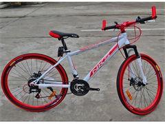 一次賣兩個26圈山地自行車,155元一個 誠信交易,可以單買