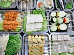 承接各種戶外燒烤全城送燒烤生串燒烤食材燒烤品種齊全