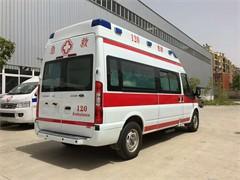 随州长短途救护车出租电话本地救护车