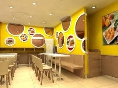 赤峰华莱士炸鸡汉堡 西式快餐加盟 年赚百万