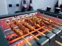 汉丽轩自助烤肉技术转让厨师