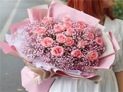 随州市曾都区舜井大道花店电话齐星花园网上订花送鲜花