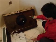 西安樱雪油烟机24小时服务热线