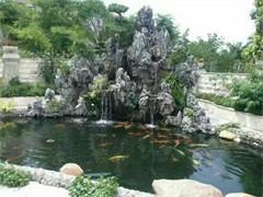 武汉顶峰景观设计制作假山假树不锈钢玻璃钢雕塑铸铜