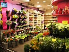 小丑鮮花店加盟