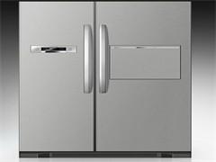 急轉出售海爾冰箱168L ,雙門,9層新