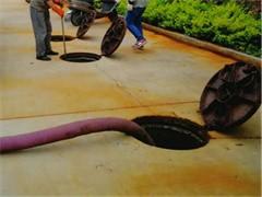 宣城专业疏通下水道,抽化粪池,高压清洗