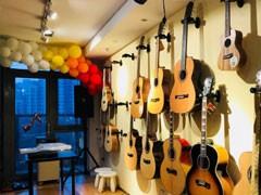 南山少儿成人学吉他 上课模式和方法