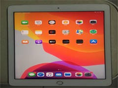 超薄磨砂iPad mini  2/3/4 背殼 smart cover半透明SC