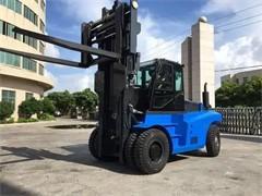 蕪湖二手叉車,個人二手杭州10噸叉車