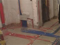 楼房改水改电