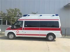 十堰长途救护车转运救护车收费标准