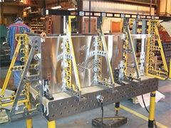 鉚焊平板 鉚焊平臺