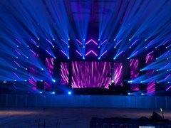 伊春舞台灯光音响 LED大屏 桌椅帐篷 庆典晚会策划