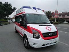 漳州私人120救护车转运救护车收费标准