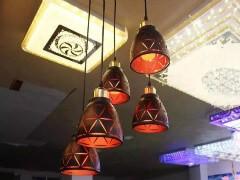 LED應急天花燈3W3小時免驅動應急常亮含燈具登峰電源保三年