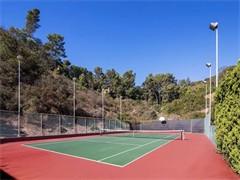 杭州網球場施工