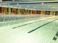 武漢大的恒溫游泳館 和祥游泳館