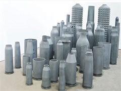 耐磨復合鋼板8+8晶鼎碳化鉻雙金屬堆焊超硬