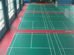 杭州塑膠網球場施工