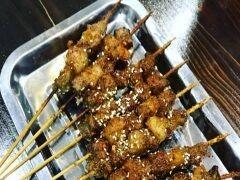 日式燒肉師傅技術