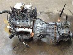 西安二手发动机总成五十铃4JB1