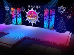 杭州開業花籃拱門軍樂團