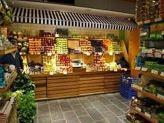 连锁生鲜店加盟 品质加盟品牌 窝窝生鲜加盟