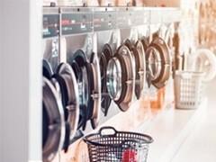 干洗店洗衣全套设备