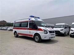 宣城跨省120救护车转运 正规救护车长途转运