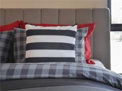 純棉印花細粗布布料批發 卡通細帆布四季布 定制床單被罩四件套