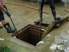 随州管道高压清洗随州化粪池专业吸污车清理下水道疏通