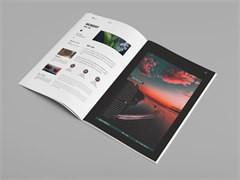 威海印刷包装专业设计印刷各种企业名片宣传单宣传册