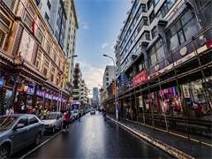 小城故事临街商铺上下两层116.3平方带装修顶帐直签