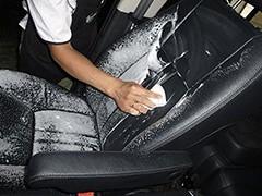 多洁丽超生波纳米技术汽车座垫清洗