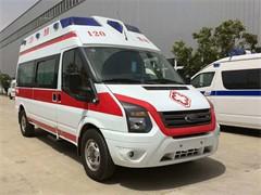 宣城出租急救车,长途病人转院回家,跑长途救护车