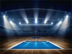 篮球馆专用地板选鹏辉地板免费设计