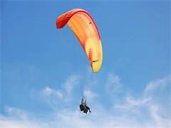南阳热气球租赁,迷你热气球,动力伞本土公司